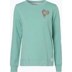 Bluzy damskie: Marc O'Polo Denim – Damska bluza nierozpinana, zielony