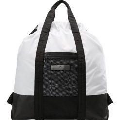 Torby podróżne: adidas by Stella McCartney GYM SACK Torba sportowa white/black
