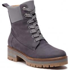 Trapery GINO ROSSI - Rim DTI112-269-0456-0363-F 96/90. Szare buty zimowe damskie marki Gino Rossi, z gumy. W wyprzedaży za 449,00 zł.