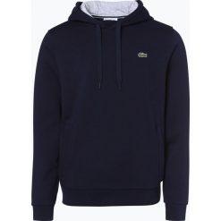 Lacoste - Męska bluza nierozpinana, niebieski. Szare bluzy dresowe męskie marki Lacoste. Za 449,95 zł.