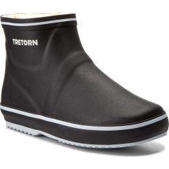 Kalosze TRETORN - Storm Low Winter 473286 Black 10. Czarne buty zimowe damskie Tretorn, z kauczuku. W wyprzedaży za 209,00 zł.