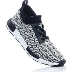 Buty sportowe bonprix szary melanż. Szare buty sportowe męskie bonprix, na sznurówki. Za 89,99 zł.