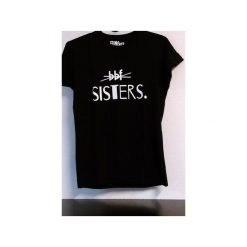 T-shirt BBF SISTERS. Białe t-shirty damskie Funfara, s, z bawełny. Za 79,00 zł.