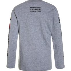 DC Shoes MAD RACER BOY Bluzka z długim rękawem grey heather. Szare bluzki dziewczęce bawełniane DC Shoes, z długim rękawem. Za 129,00 zł.