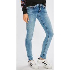 Tommy Jeans - Jeansy Nora. Niebieskie jeansy damskie marki Tommy Jeans. Za 399,90 zł.