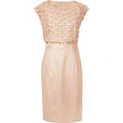 Sukienki hiszpanki: Sukienka w kolorze jasnoróżowym
