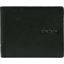 Strellson - Portfel skórzany. Czarne portfele męskie Strellson, z materiału. W wyprzedaży za 139,90 zł.