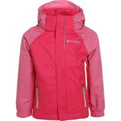 Columbia WESTHILL PARK Kurtka hardshell punch pink/lollipop/green glow. Czerwone kurtki dziewczęce marki Reserved, z kapturem. Za 299,00 zł.