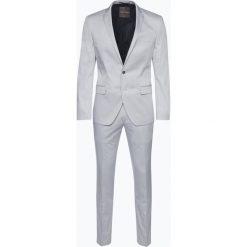 Finshley & Harding - Garnitur męski – Black Label, szary. Czarne garnitury marki Finshley & Harding, w kratkę. Za 799,95 zł.