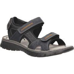 Sandały Rieker 26757-14. Czarne sandały męskie Rieker. Za 169,99 zł.