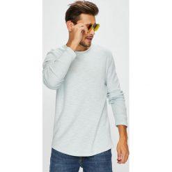 Premium by Jack&Jones - Sweter. Niebieskie swetry klasyczne męskie marki Reserved, l, z okrągłym kołnierzem. Za 169,90 zł.