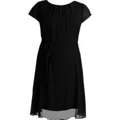 Sukienki hiszpanki: Dorothy Perkins Curve BILLIE AND BLOSSOM PLAIN DRESS Sukienka letnia black