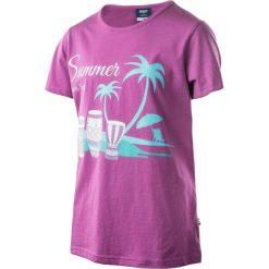 T-shirty chłopięce: Koszulka HAWAI JR PURPLE 158