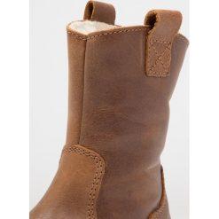 Pinocchio Botki natural. Brązowe buty zimowe damskie Pinocchio, z materiału. W wyprzedaży za 209,50 zł.