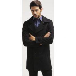 Pier One Krótki płaszcz black. Czarne płaszcze wełniane męskie marki Pier One, m. Za 589,00 zł.