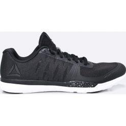 Reebok - Buty Sprint. Szare buty do biegania męskie marki Reebok, l, z dzianiny, z okrągłym kołnierzem. W wyprzedaży za 159,90 zł.