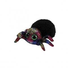 Maskotka TY INC Beanie Boos Leggz - Pająk15cm. Czarne przytulanki i maskotki marki TY INC. Za 19,99 zł.