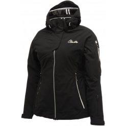 Dare 2b Kurtka Narciarska Invigorate Jacket Black 10. Czarne kurtki damskie narciarskie marki Dare 2b, na zimę. W wyprzedaży za 289,00 zł.