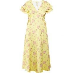 Długie sukienki: MAX&Co. PARIDE Długa sukienka sunshine yellow
