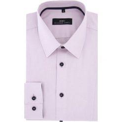 Koszula MICHELE 16-04-13-K. Fioletowe koszule męskie na spinki marki Reserved, l, z bawełny. Za 199,00 zł.