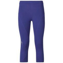 Odlo Spodnie Tights 3/4 GLISS r.S granatowe (347841). Niebieskie spodnie dresowe damskie Odlo, s. Za 82,13 zł.