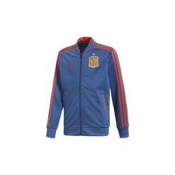 Bluzy chłopięce: Bluzy dresowe Dziecko adidas  Bluza reprezentacji Hiszpanii