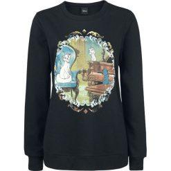 Aristocats Frame Bluza damska czarny. Czarne bluzy z nadrukiem damskie marki Aristocats, l, z materiału. Za 121,90 zł.