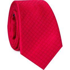 Krawat KWTR001583. Różowe krawaty męskie marki Reserved. Za 69,00 zł.