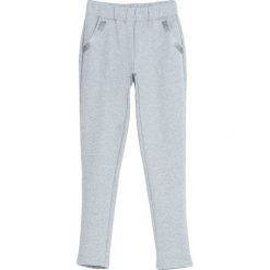 Spodnie dresowe damskie: Jasnoszare Spodnie Dresowe Workers