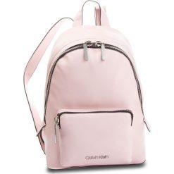Plecak CALVIN KLEIN - Drive Backpack K60K604462 629. Czerwone plecaki damskie marki Calvin Klein, ze skóry ekologicznej, klasyczne. Za 649,00 zł.