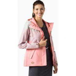 Odzież damska: Ragwear - Damska kurtka funkcyjna – Fancy, różowy