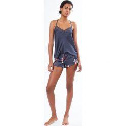 Piżamy damskie: Etam - Top piżamowy Blueberry