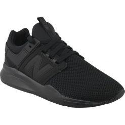 Buciki niemowlęce: New Balance Buty dziecięce KL247TMG czarne r. 39