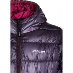 Icepeak ROSIE Kurtka zimowa blackberry. Fioletowe kurtki chłopięce zimowe marki Icepeak, z materiału. W wyprzedaży za 223,20 zł.