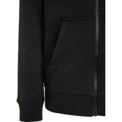 Nike Performance CLUB Bluza rozpinana black/white. Czarne bejsbolówki męskie Nike Performance, z bawełny. W wyprzedaży za 143,20 zł.