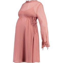Sukienki hiszpanki: mint&berry mom Sukienka letnia light mahogany