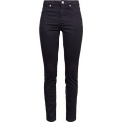 Boyfriendy damskie: 2nd Day JOLIE CROPPED BOSS Jeans Skinny Fit black denim