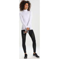 Nike Performance LIMITLESS Koszulka sportowa white/wolf grey. Białe topy sportowe damskie Nike Performance, xl, z elastanu. W wyprzedaży za 239,40 zł.
