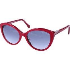 """Okulary przeciwsłoneczne damskie: Okulary przeciwsłoneczne """"RC871S"""" w kolorze czerwonym"""