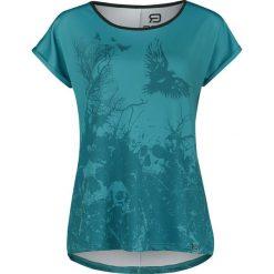 RED by EMP Move That Body Koszulka damska zielono-niebieski (Petrol). Niebieskie bluzki nietoperze RED by EMP, xl, z materiału, sportowe. Za 79,90 zł.