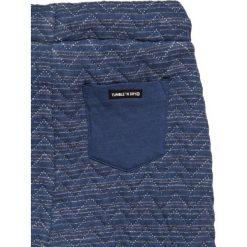 Chinosy chłopięce: Tumble 'n dry NASIM BABY Spodnie materiałowe deep blue