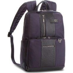 Plecak PIQUADRO - CA3214BR Blu. Niebieskie plecaki męskie Piquadro, z materiału. W wyprzedaży za 709,00 zł.