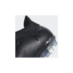 Buty do piłki nożnej adidas  Buty X 17.2 FG. Czarne halówki męskie marki Asics, do piłki nożnej. Za 549,00 zł.