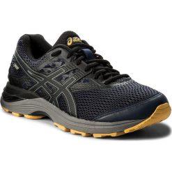 Buty ASICS - Gel-Pulse 9 G-Tx GORE-TEX T7D4N  Peacoat/Black/Gold Fusion 5890. Szare buty do biegania męskie marki Asics, z poliesteru. W wyprzedaży za 319,00 zł.