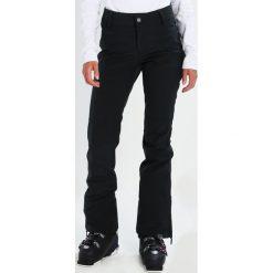Roxy CREEK Spodnie narciarskie true black. Czarne bryczesy damskie marki Roxy, s, z elastanu, narciarskie. W wyprzedaży za 417,45 zł.