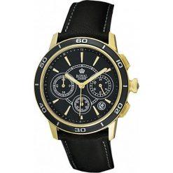 Zegarek Royal London Męski 41123-05 Data Chrono. Czarne zegarki męskie Royal London. Za 409,00 zł.