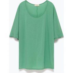 """T-shirty damskie: Koszulka """"Landway"""" w kolorze zielonym"""