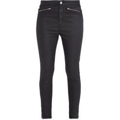 Miss Selfridge STEFFI Jeans Skinny Fit black. Czarne boyfriendy damskie Miss Selfridge. Za 229,00 zł.