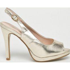 Answear - Sandały Fersini. Szare sandały damskie marki ANSWEAR, z gumy. W wyprzedaży za 89,90 zł.