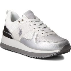 Sneakersy damskie: Sneakersy U.S. POLO ASSN. – Tabitha FRIDA4042S8/TY1 Glitter Sil